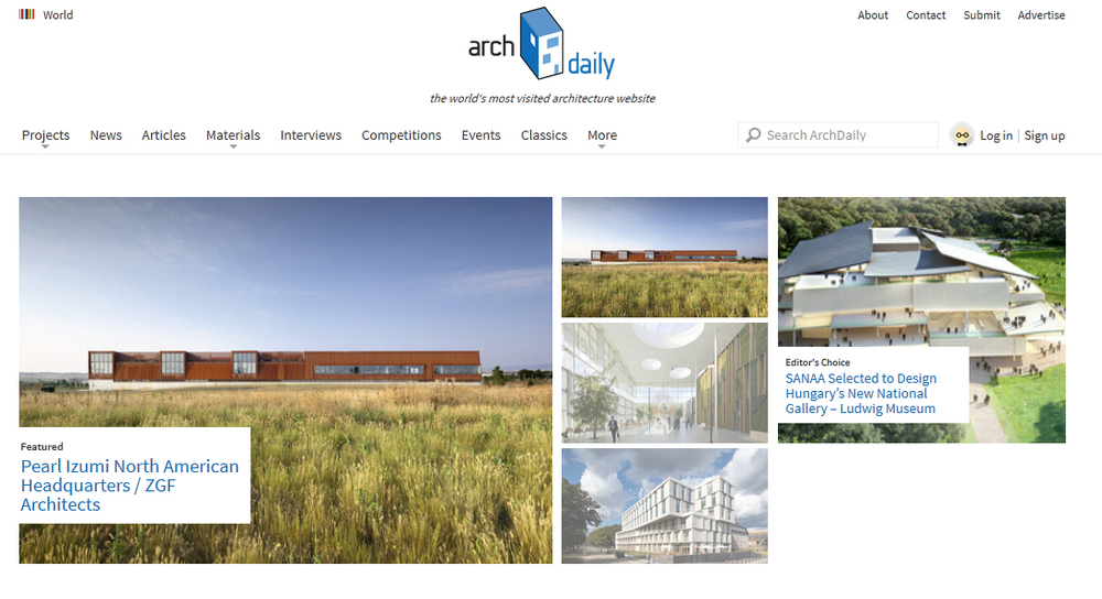 http://www.archdaily.com/