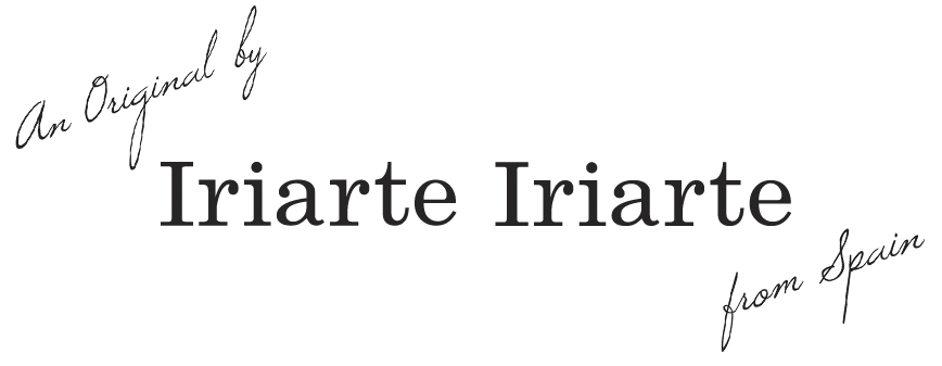 Iriarte Iriarte - Original Handcrafted Leather Bags