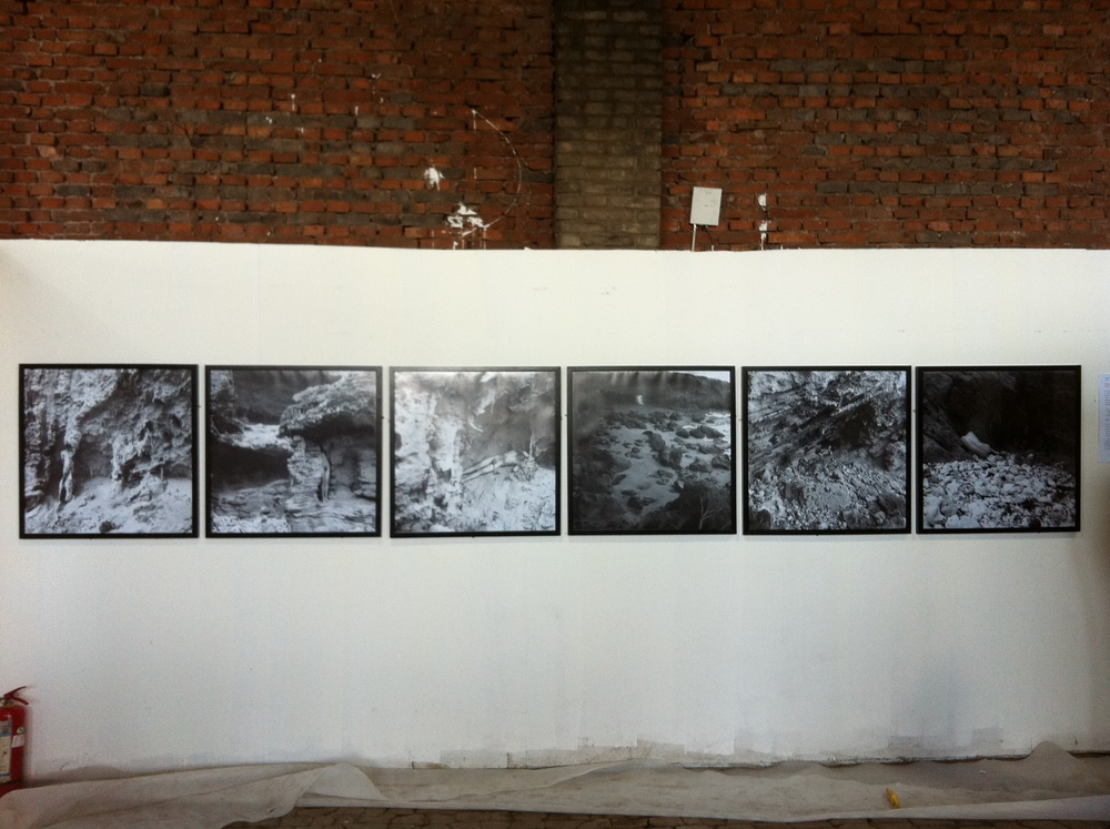 Photographic works on display at Pingyao International Photography Festival (PIP).