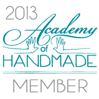 2013 Academy of Handmade Member