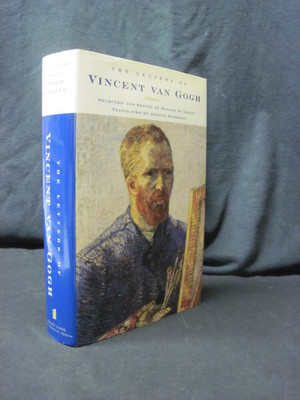 the letters of vincent van gogh by ronald de leeuw