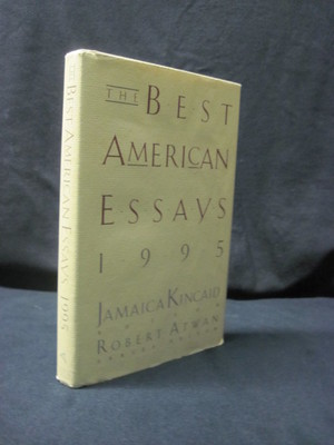 the best american essays by kincaid restaurant of the best american essays 1995 by kincaid