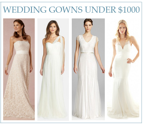 Wedding Gowns Under 1000 Lindsey Brunk Event Planning