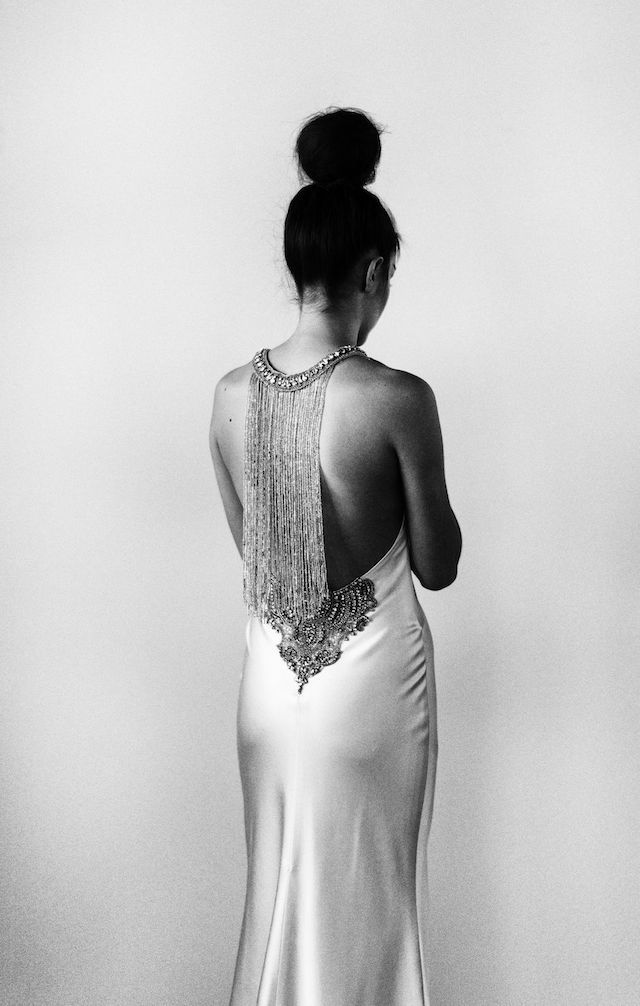 Avedon gown by Johanna Johnson  via  Burnett's Boards