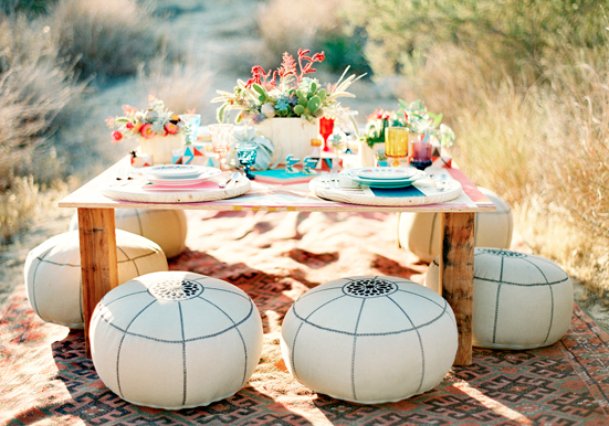 Jesi Haack Design tablescape by Jose Villa via 100 Layer Cake