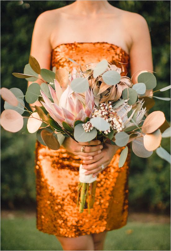 Poppy Lane  bouquet via  Wedding Chicks