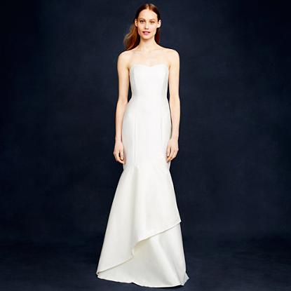 J. Crew Eva gown, $650