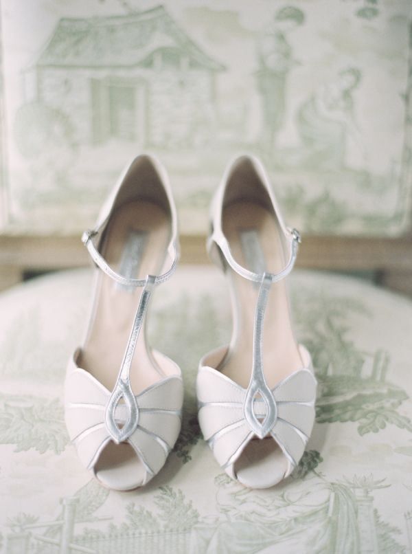 BHLDN shoes  by  Greer G Photography  via  Elizabeth Anne Designs