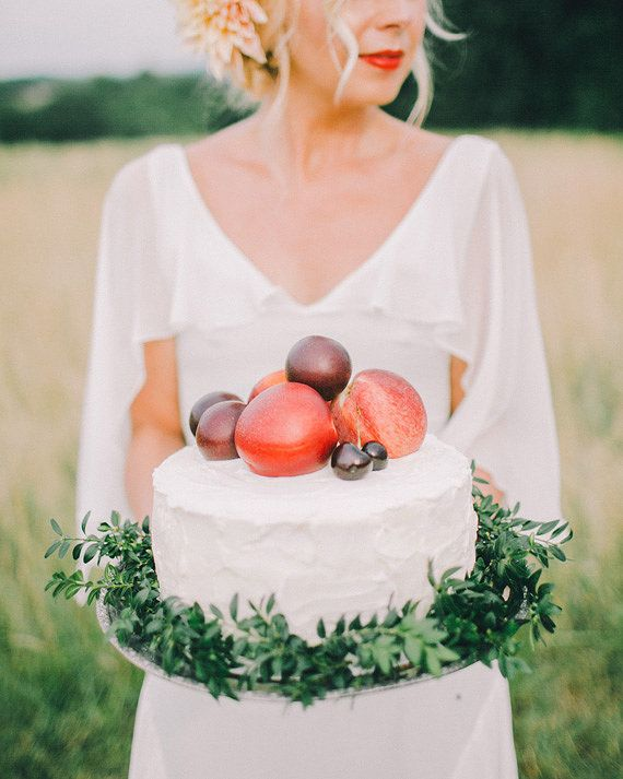 Sweet Haus  cake by  Rachel May Photography  via  100 Layer Cake