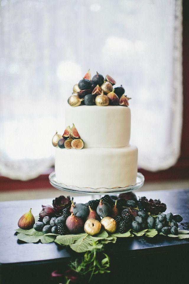 Crumb Fairy Bakery cake by OneLove Photography via Burnett's Boards