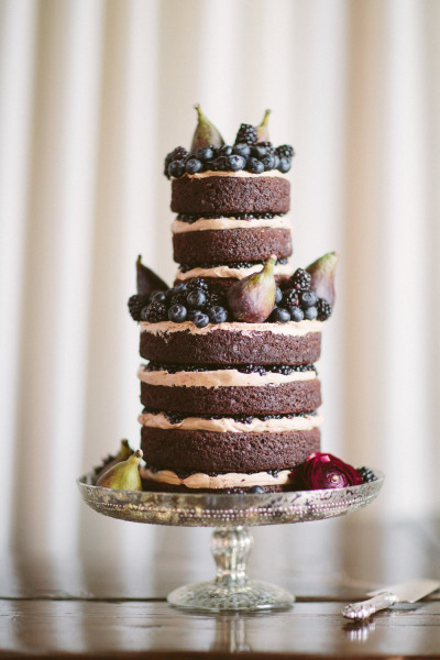 Gluten free cake from  Lake Cakes  by  Allan Zepeda   from our Sleeping Beauty shoot