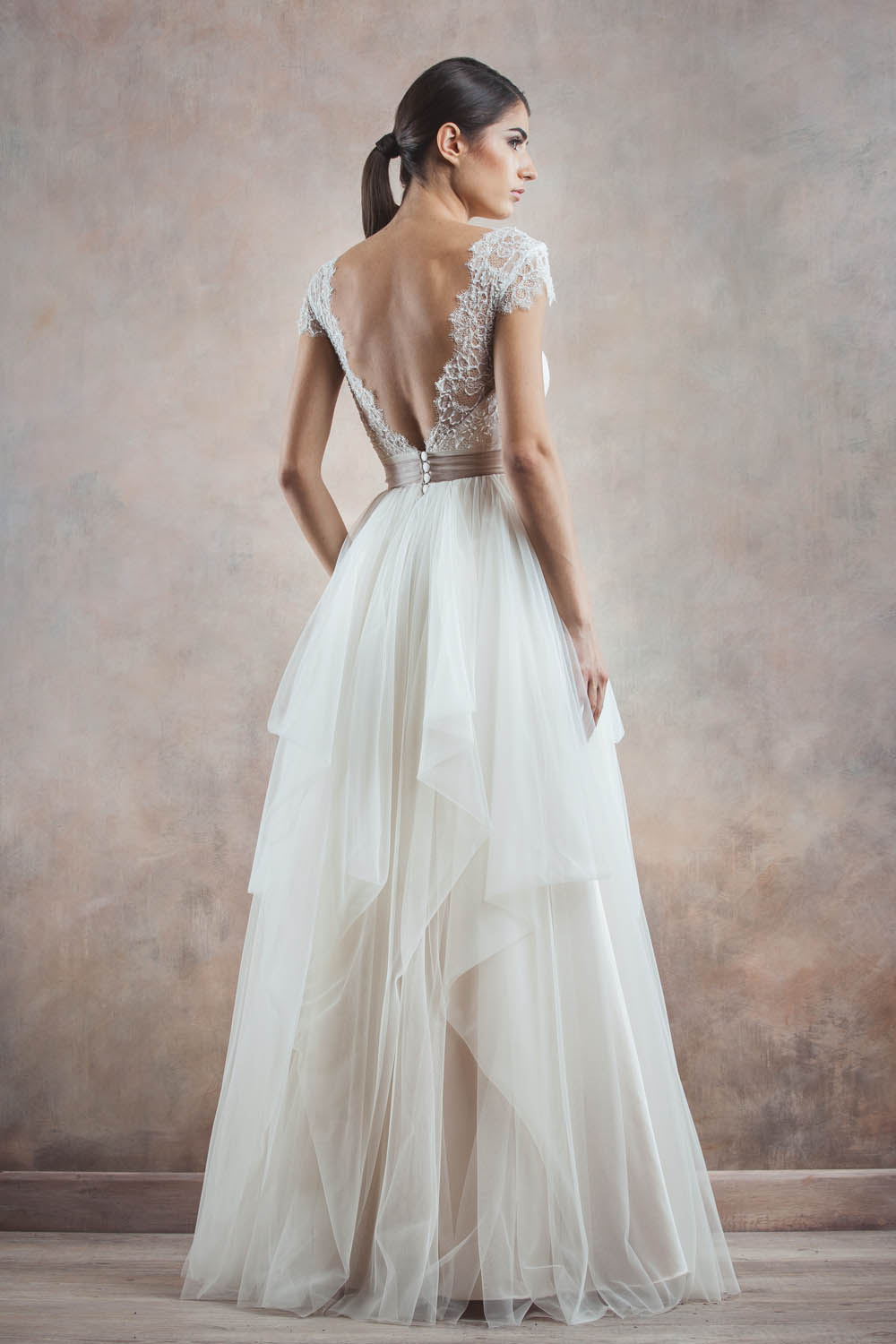 Divine Atelier Timeea gown