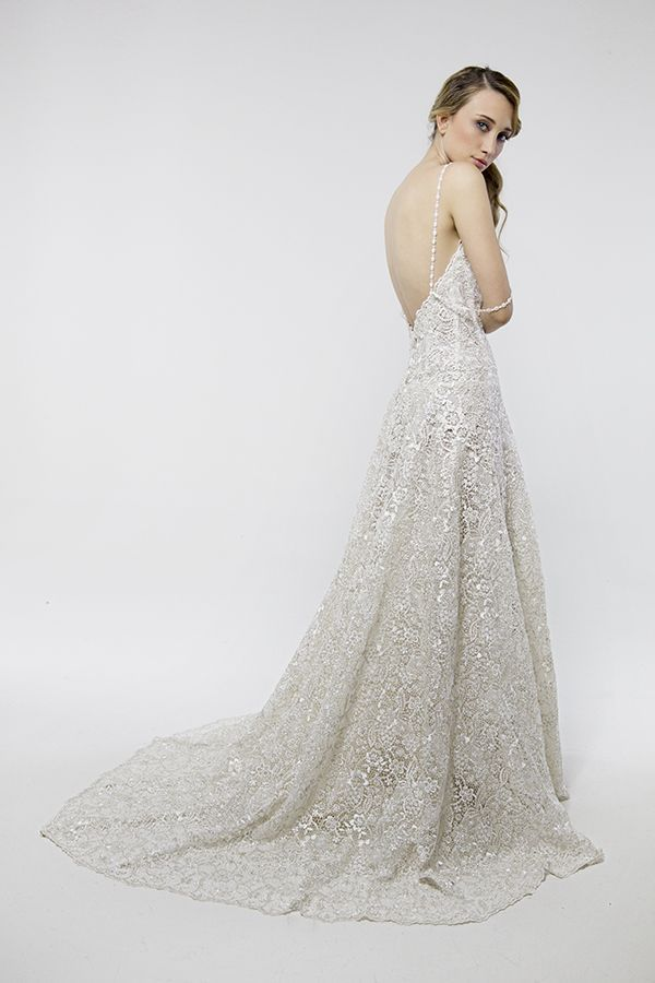 15 gorgeous backless wedding gowns lindsey brunk event for Gorgeous backless wedding dresses