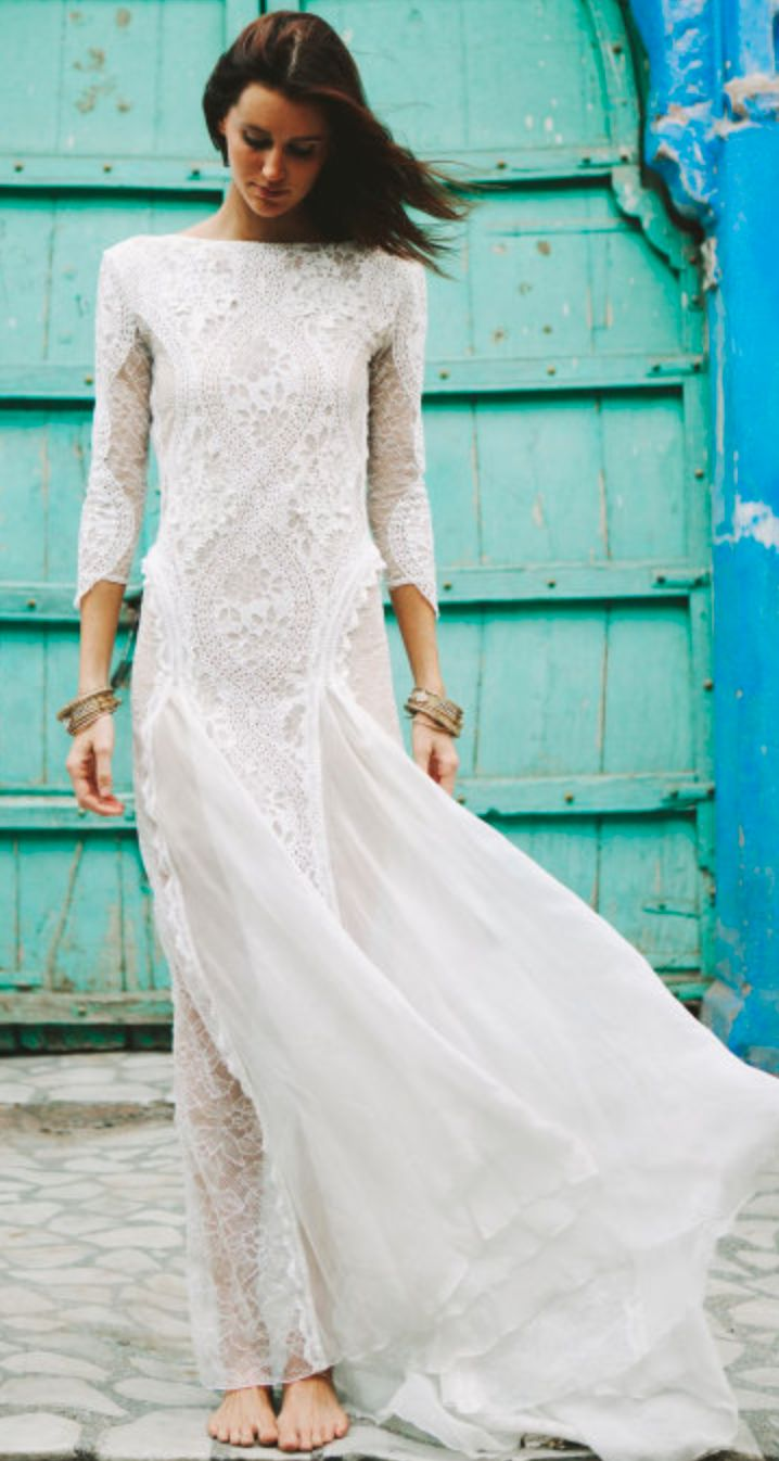 20 Long Sleeve Wedding Gowns Lauren Loves Blog
