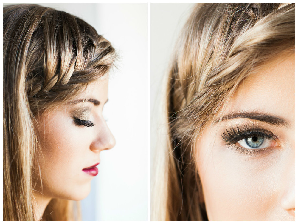Holiday Party Look With Tracy Melton Artistry