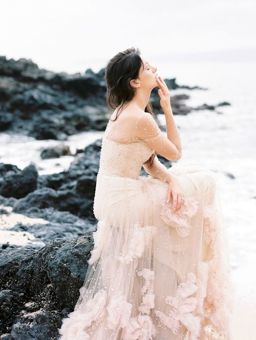 10 Ethereal Wedding Gowns — LINDSEY BRUNK   Event Planning & Design