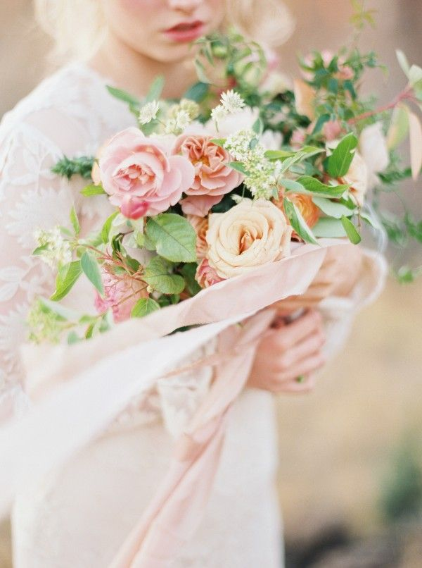 Tinge Floral  by  Erich McVey