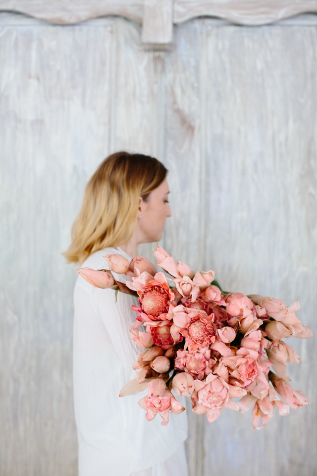 Rose Gold & Coral Wedding Inspiration
