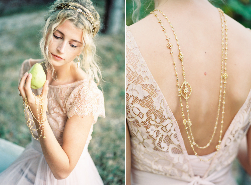 Tuscan Romance Editorial - Lindsey Brunk