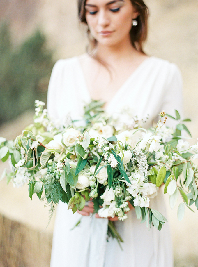 Ashley Beyer    bouquet by   Connie Whitlock
