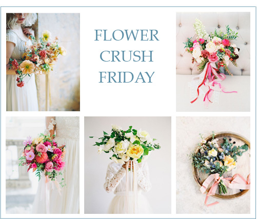 Flower Crush Friday: Spring Blooms