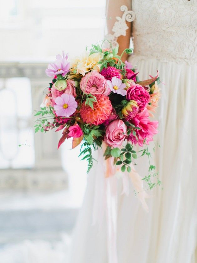 Nature Composed  bouquet by  Rachel May Photography