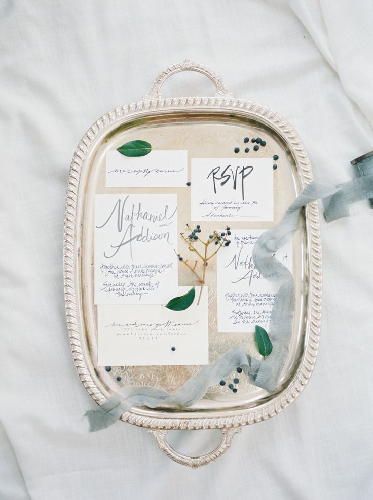 Mint, Jade & Cream Wedding Inspiration