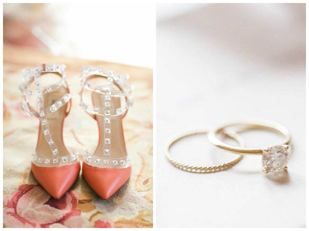 Spring Coral & Blush Wedding Inspiration