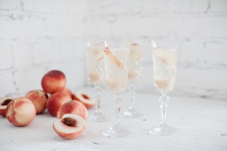 White Peach Bellini
