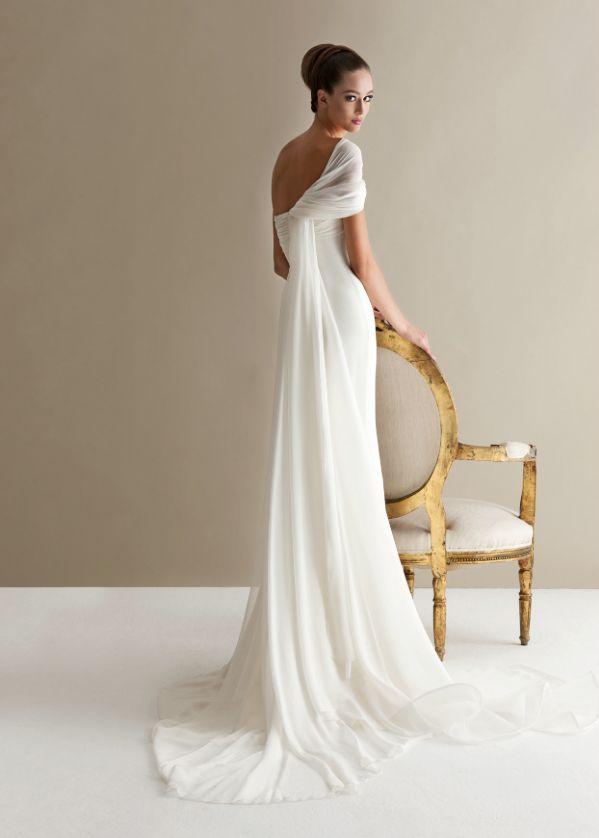 10 Modern Amp Minimal Wedding Gowns Lindsey Brunk Event