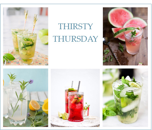 Thirsty Thursday: Refreshing Mojitos