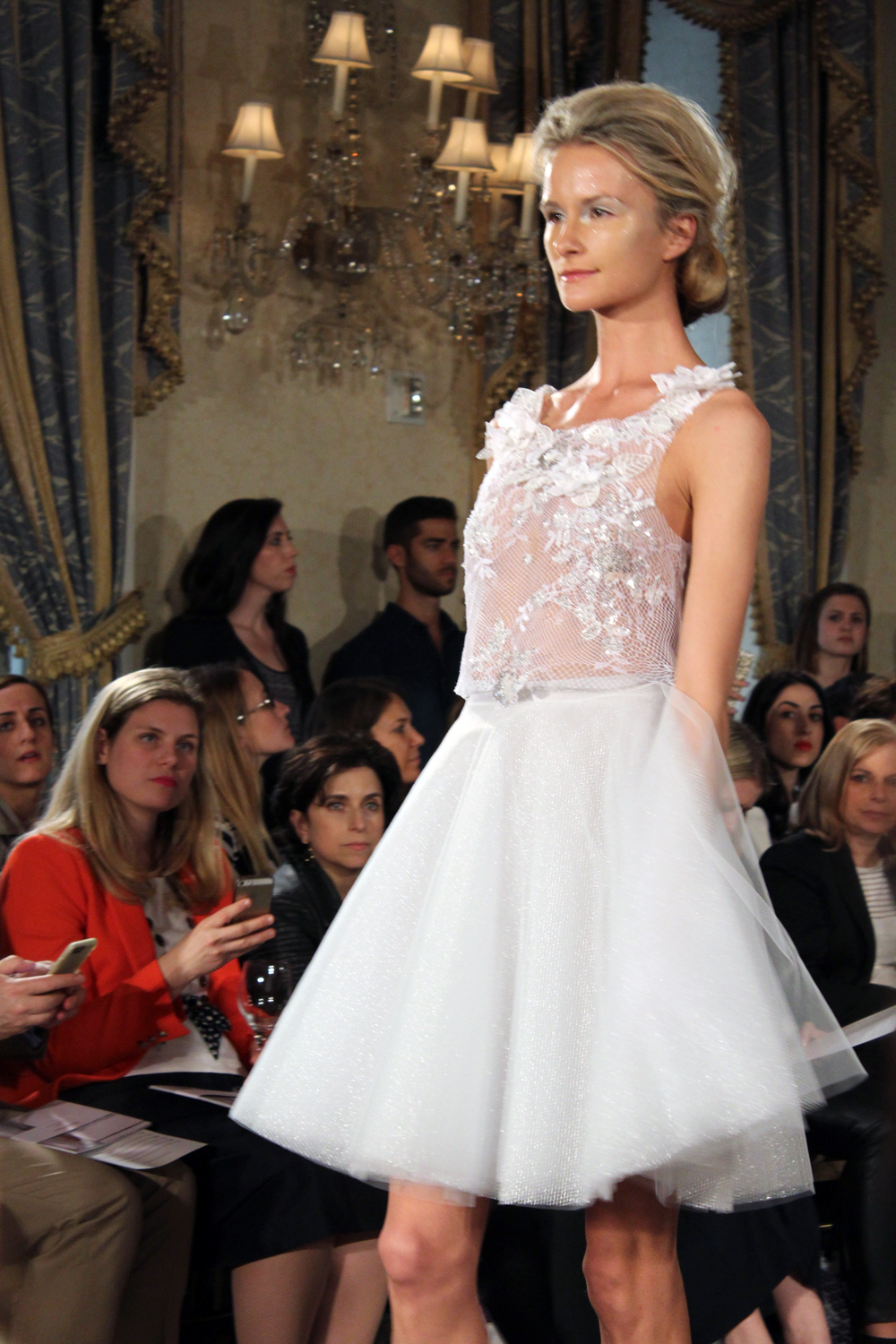New York Bridal Market: Mira Zwillinger