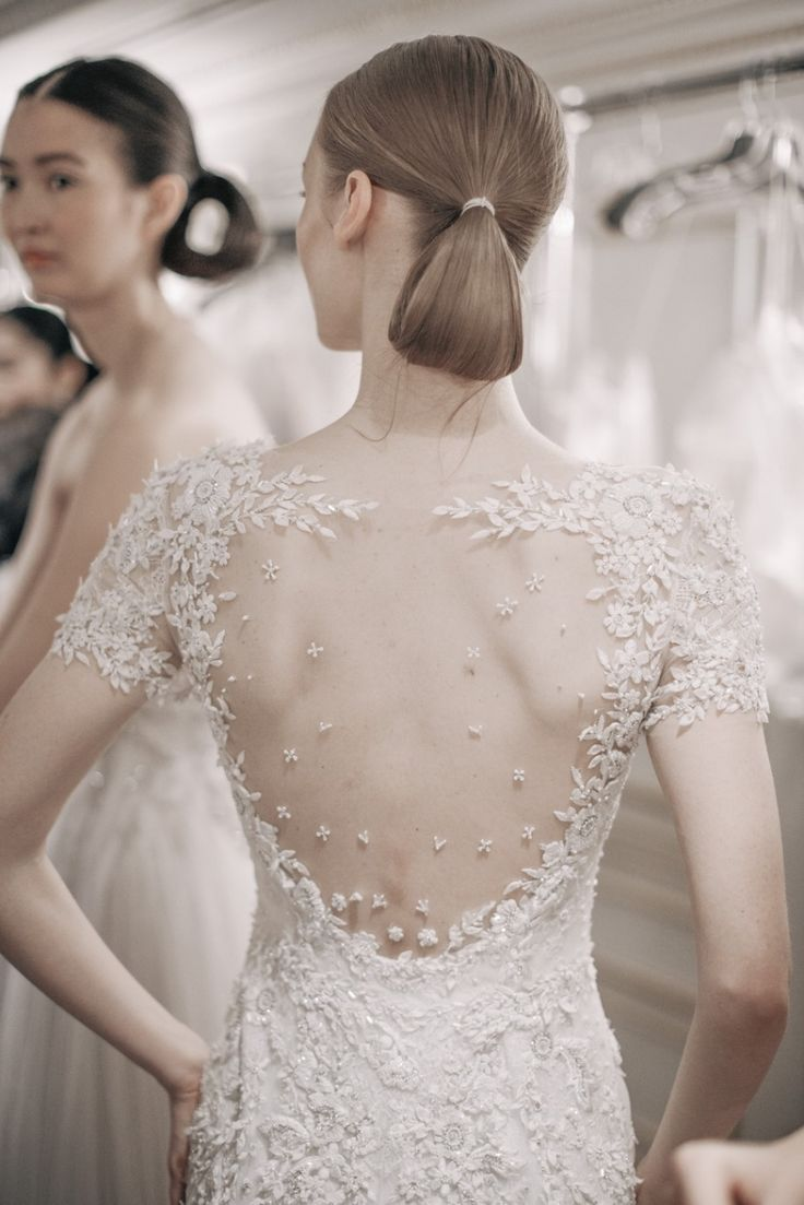 Marchesa via  The Lane