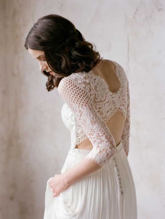Old World Bridal Portraits - Lindsey Brunk