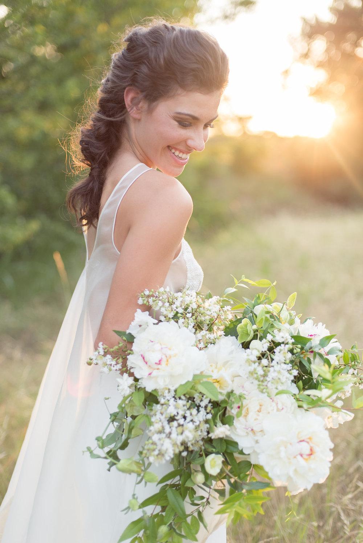 Organic Summer Bridals - Lindsey Brunk