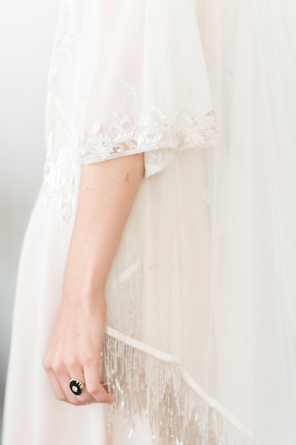 New York Bridal Fashion Week: Rebecca Shoneveld & Hushed Commotion