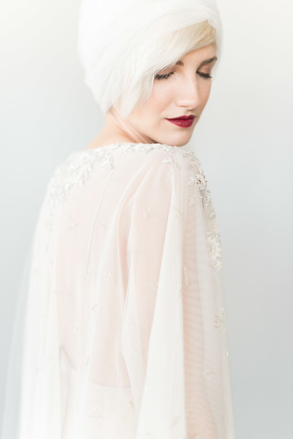 New York Bridal Fashion Week: Rebecca Schoneveld & Hushed Commotion