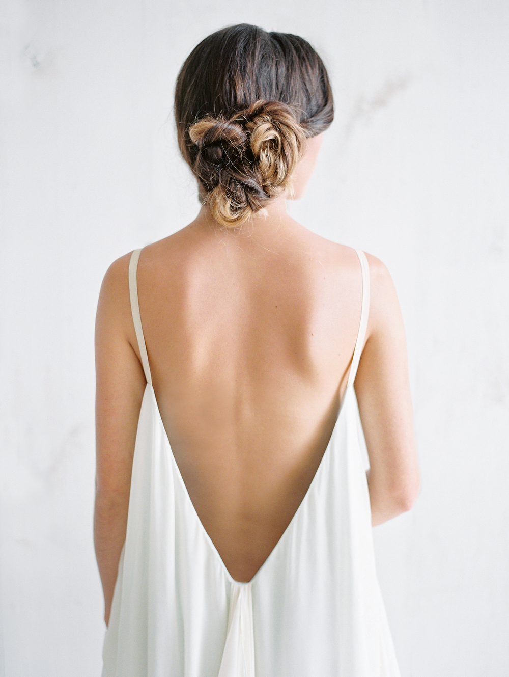 Organic Simplicity Wedding Inspiration - Lindsey Brunk