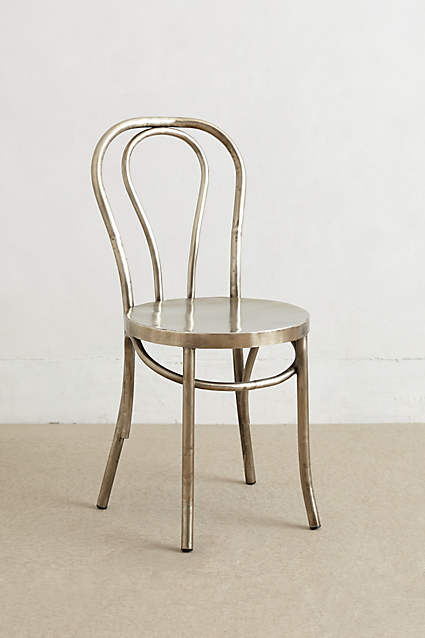 Anthropologie Brasserie Dining Chair