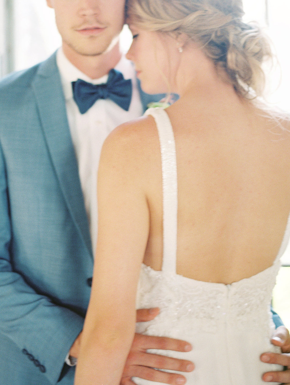 Elegant & Ethereal Spring Wedding Inspiration - Lindsey Brunk