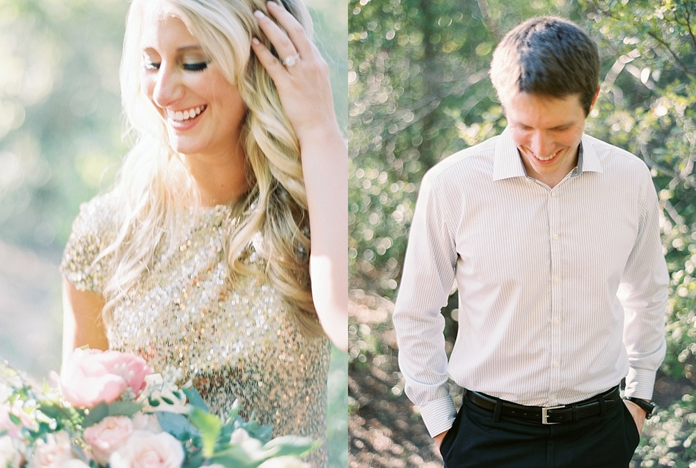 Stylish Dallas Engagement Session - Lindsey Brunk