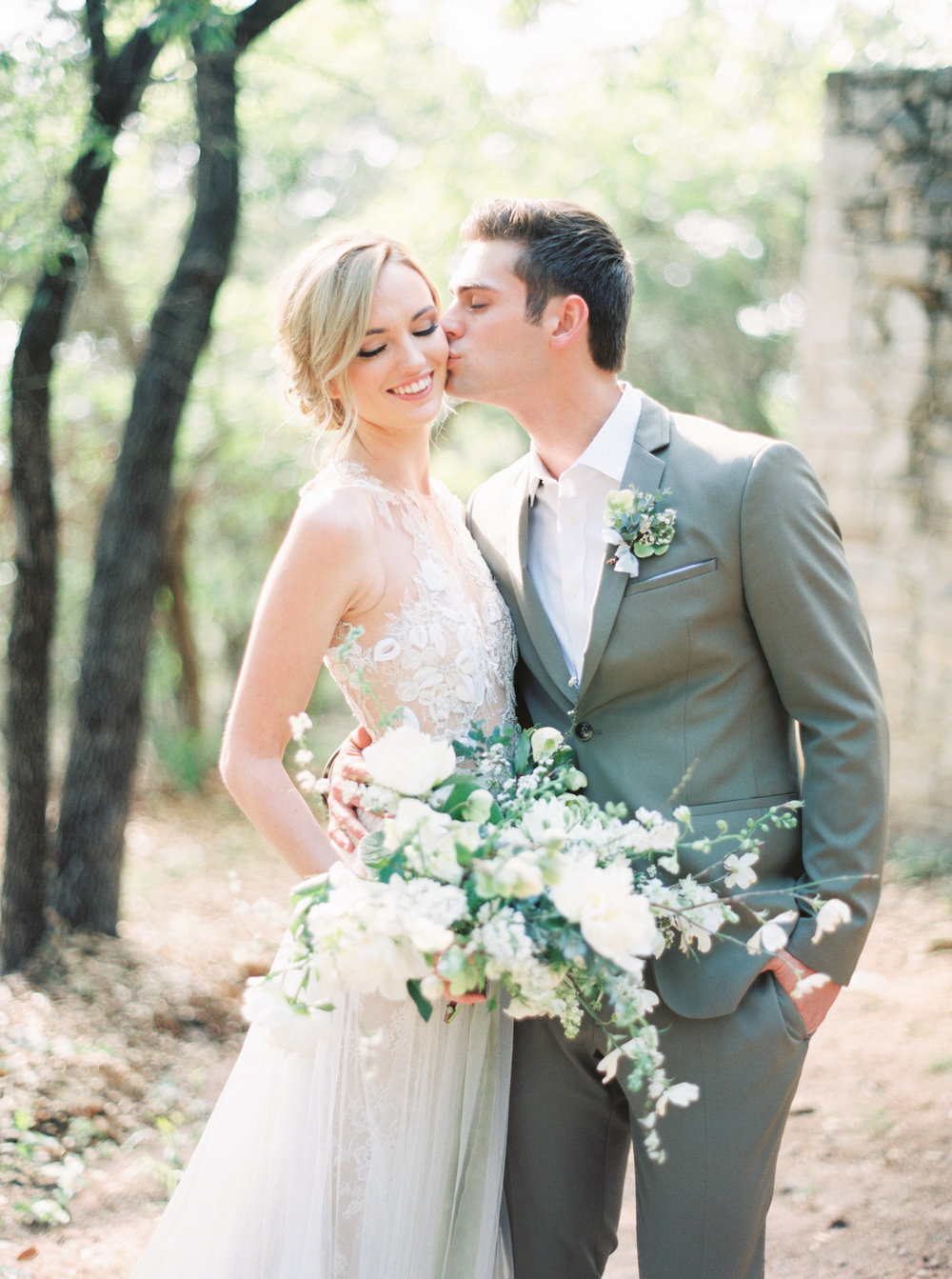 Agave & Sand Wedding Inspiration - Lindsey Brunk