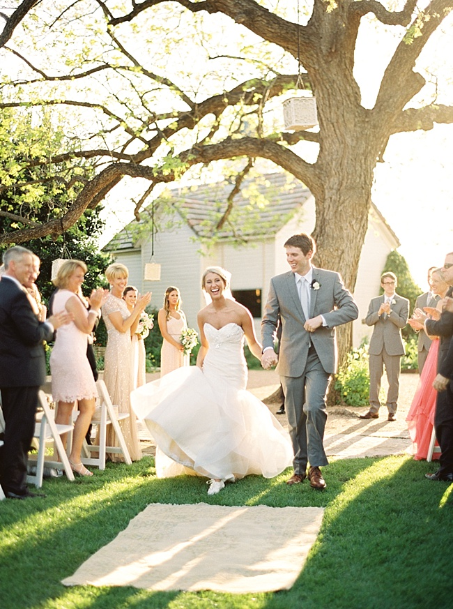 Romantic Austin Wedding - Lindsey Brunk