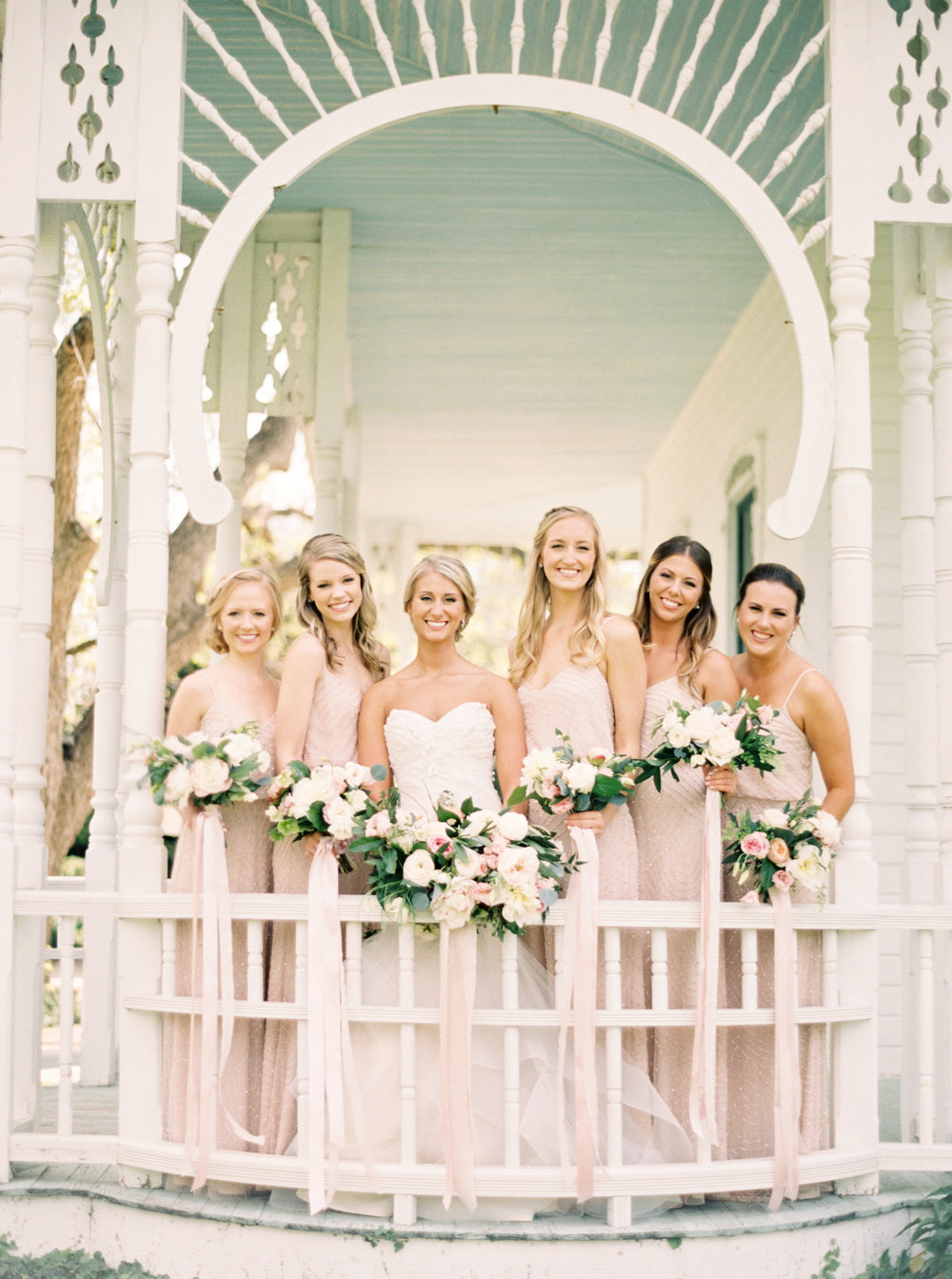 Stunning Outdoor Austin Wedding - Lindsey Brunk