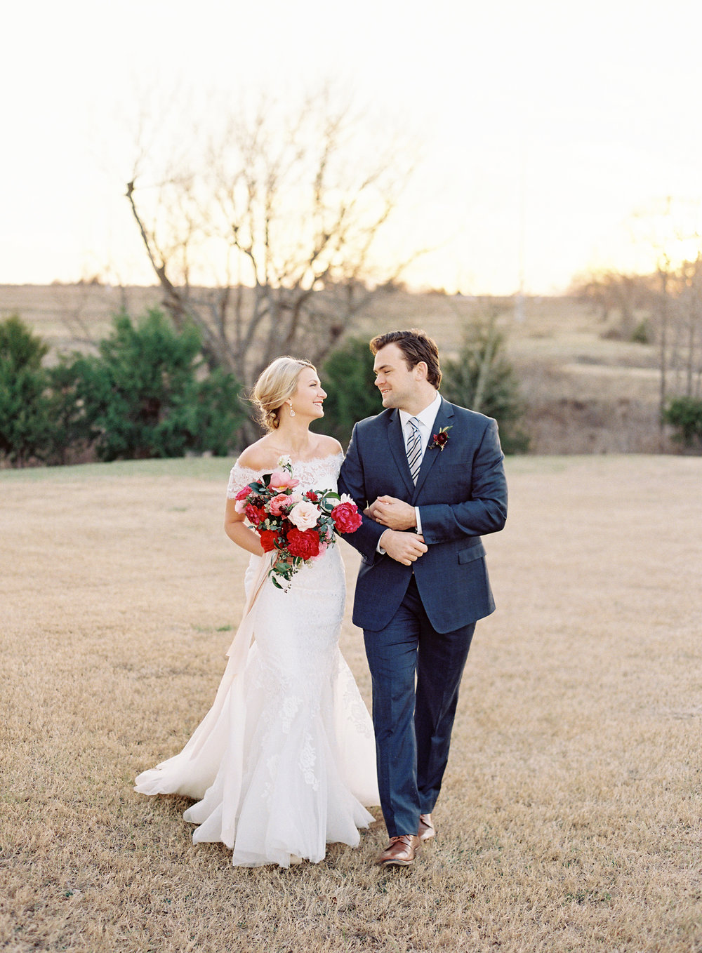 Katie & Blake - An Elegant Holiday Wedding