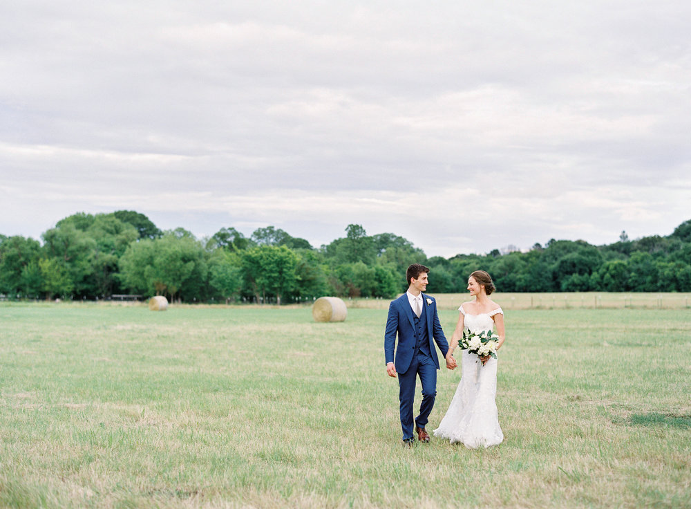 Paige & Nate: A Southern Summer Affair