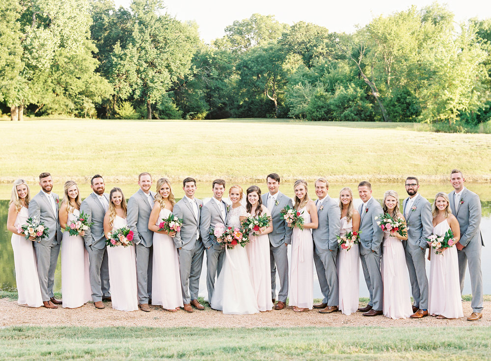 Amy & Cory: Vibrant Summer Wedding - Lindsey Brunk