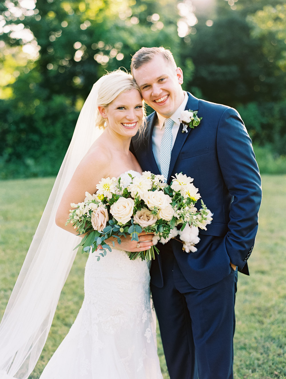 Joyful Summer Wedding - Lindsey Brunk