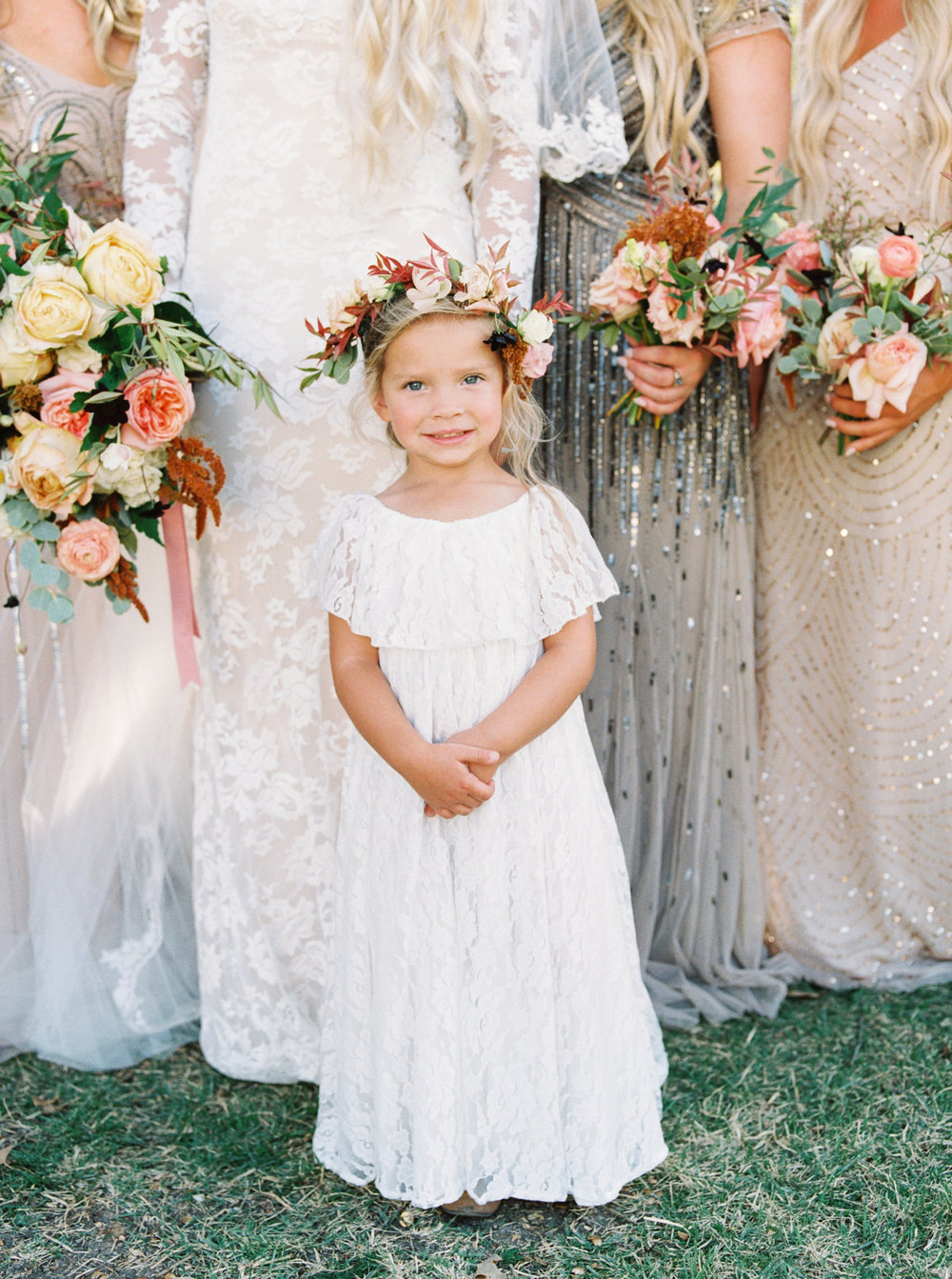 Romantic Autumn Wedding - Lindsey Brunk