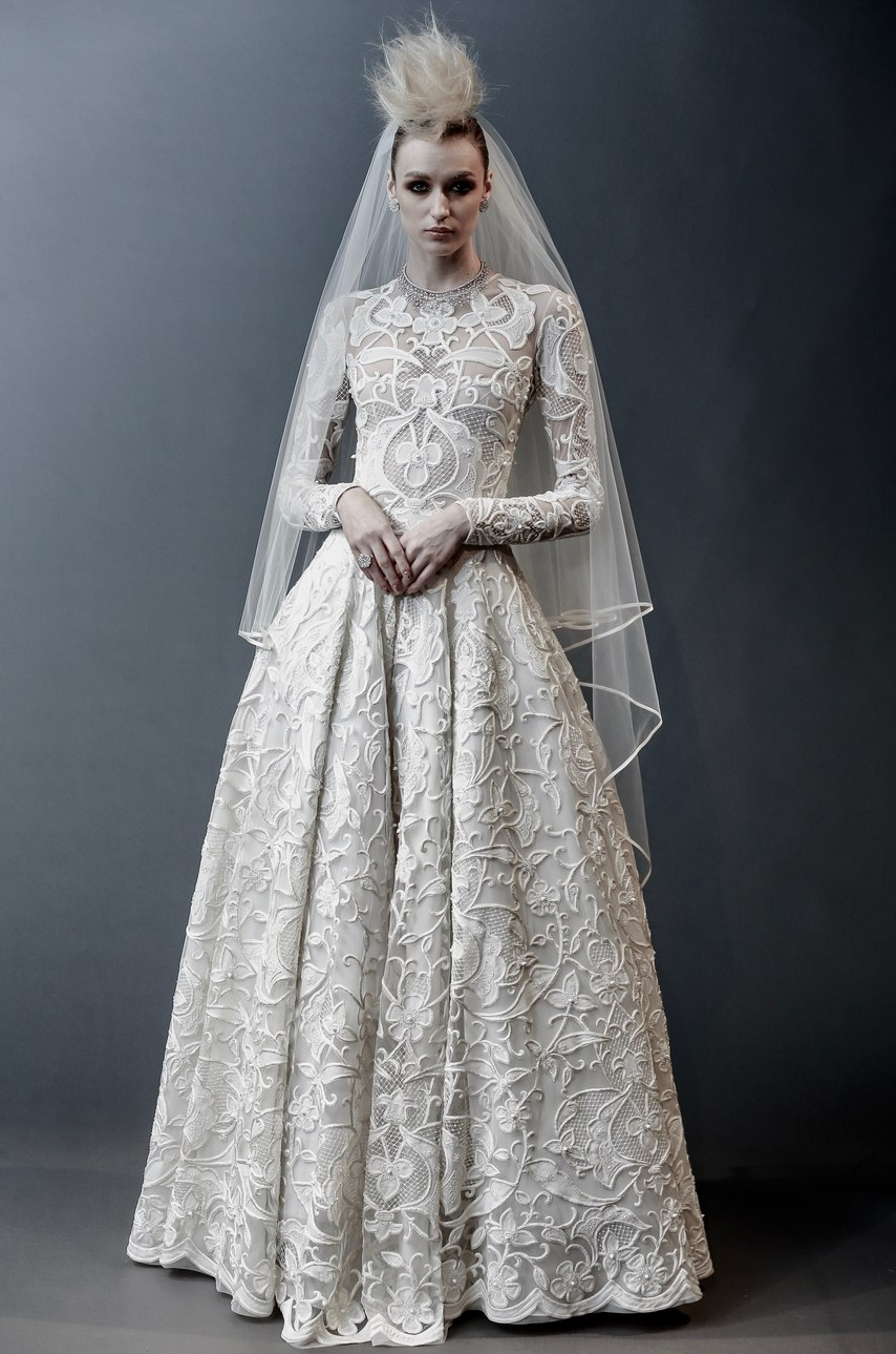 New York Bridal Fashion Week - Naeem Khan